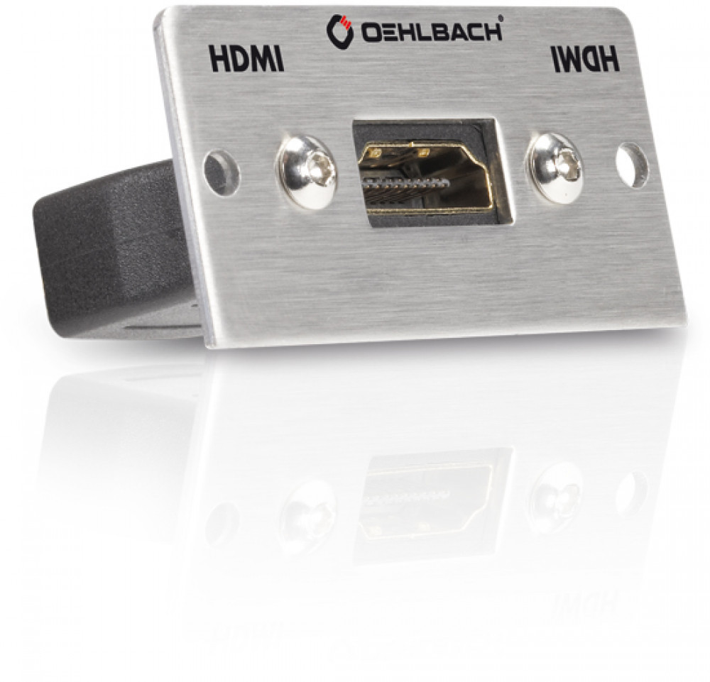 Oehlbach Multimedia Tray-C HDMI HS
